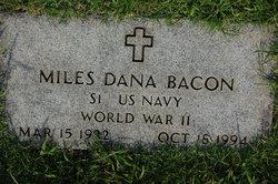 Miles Dana Dink Bacon