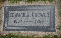 Edward J. Brewer