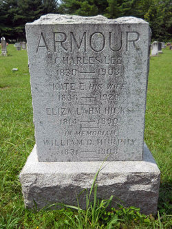 Charles Lee Armour