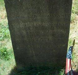 Maj Abraham Brownson