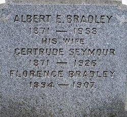 Gertrude <i>Seymour</i> Bradley