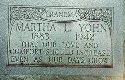 Martha L. <i>Walden</i> Yohn