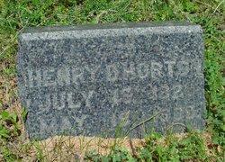 Henry D Horton