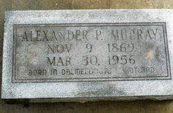 Alexander Prentice Alex Murray