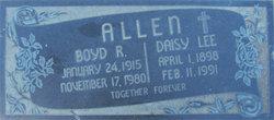 Boyd Raymond Allen