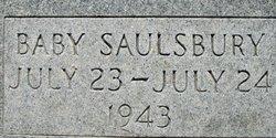 Baby Saulsbury