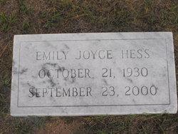 Joyce <i>McWaters</i> Hess