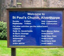 St. Paul's Alverthorpe