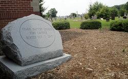 Starr Baptist Church Cemetery