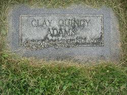 Clay Quincy Adams