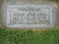 Athleen <i>Revor</i> Adams