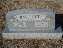 Addie <i>Rogers</i> Baggett