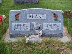 Ethelda Beatrice <i>Carr</i> Blake