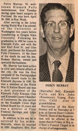 Percy Manchester Murray
