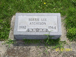 Bessie Lounica <i>Lee</i> Atchison