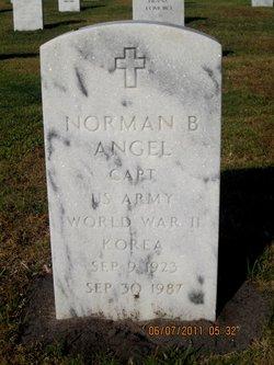 Norman B Angel