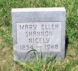Mary Ellen <i>Shannon</i> Nicely