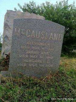 Alexander McCausland