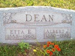 Etta Elizabeth <i>Lavan</i> Dean