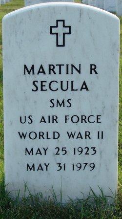 Martin R Secula