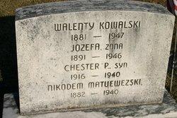 Chester P. Kowalski