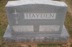 Francis Cecil Hayden