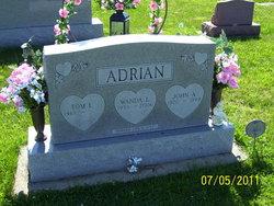 Wanda Lee <i>Cutler</i> Adrian