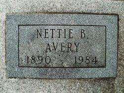 Nettie B. <i>Parli</i> Avery