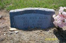 Edney <i>Reed</i> Allen