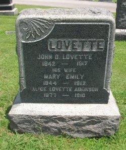 Alice <i>Lovette</i> Adkinson