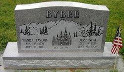 Wanda Lucyle <i>Taylor</i> Bybee