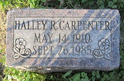 Halley R <i>Buchanan</i> Carpenter