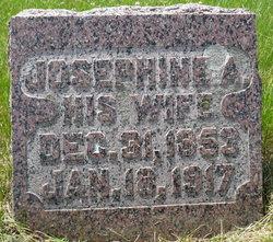 Josephine A. <i>Van Wie</i> Pease