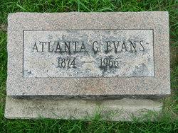 Atlanta G <i>McKinley</i> Evans