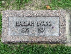 Harlan Evans