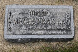 Mecie Edith <i>Wood</i> Frazier