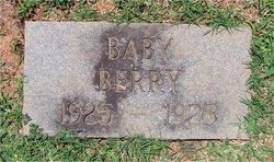 Baby Girl Berry