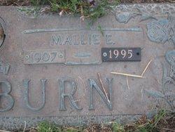 Mallie Elizabeth <i>Bybee</i> Blackburn