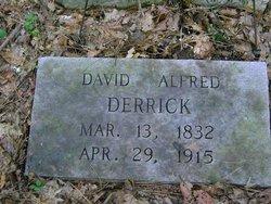 David Alfred Derrick