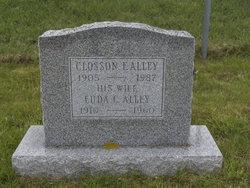 Closson Franklin Alley, Sr