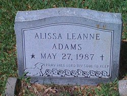 Alissa Leanne Adams