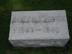 Carlysle Brown