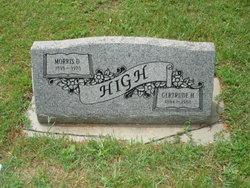Gertrude Helen <i>Peterson</i> High
