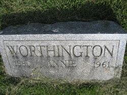 Annie Worthington