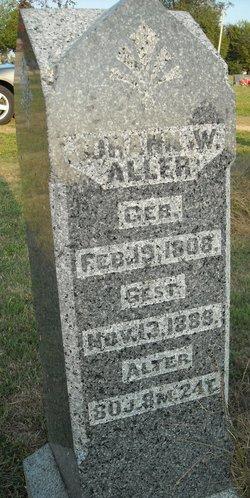 Johann W. Aller