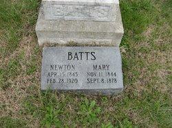 Mary Elizabeth <i>Scott</i> Batts