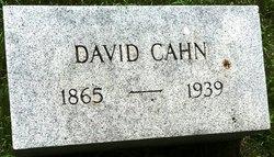 David Cahn