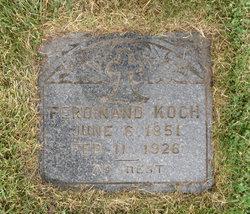 Ferdinand August Koch