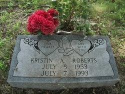 Kristin A. Roberts