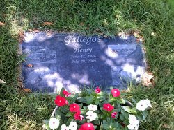 Henry Gallegos